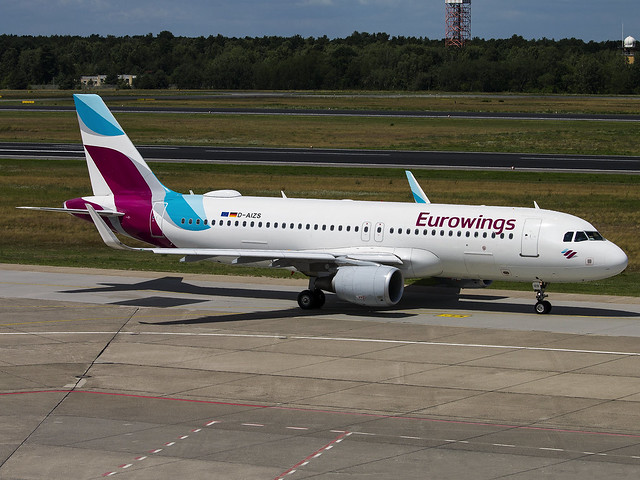 Eurowings | Airbus A320-214(WL) | D-AIZS