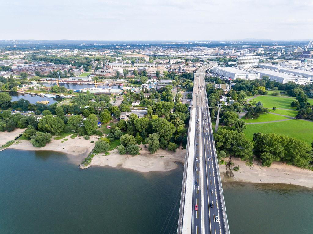 Köln Zoobrücke