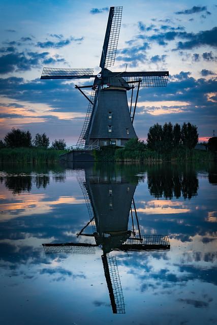 Windmill Mirror