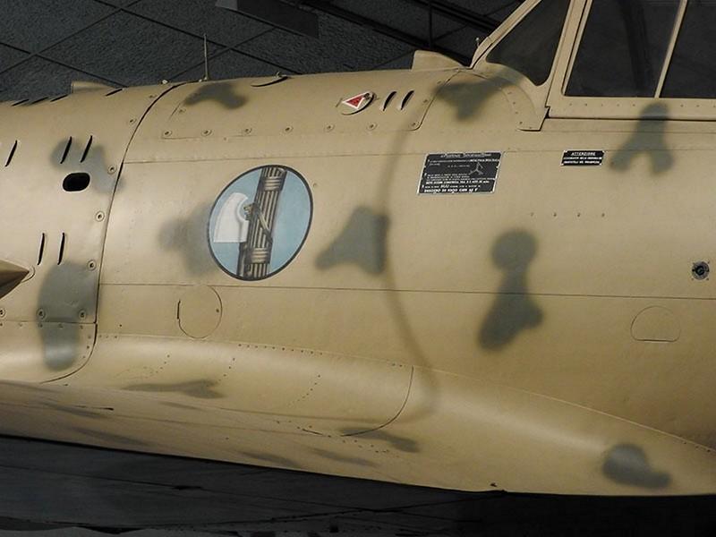 Macchi C-202 Folgore 2