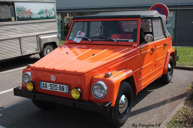 Volkswagen Typ 181
