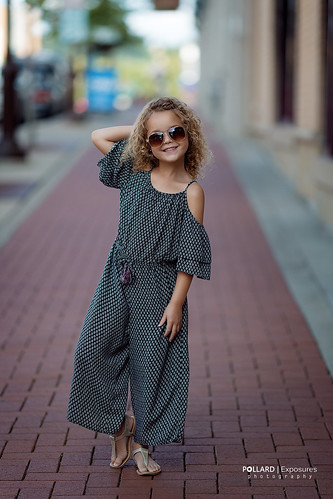 Downtown Girl | by Pollard Exposures Photography