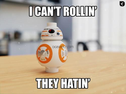 Rollin', Rollin', Rollin'...   by Kamteey