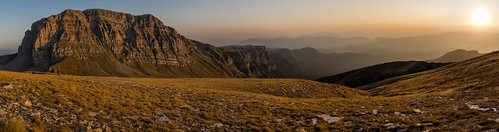 panorama pano panoramic photomerge nikon d5100 greece landscape nature sunset πίνδοσ ήπειροσ ελλάδα τύμφη αστράκα hiking explore mountains ζαγόρι