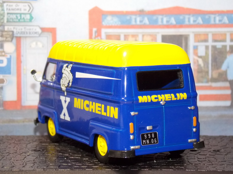 Renault Estafette – Michelin – 1974