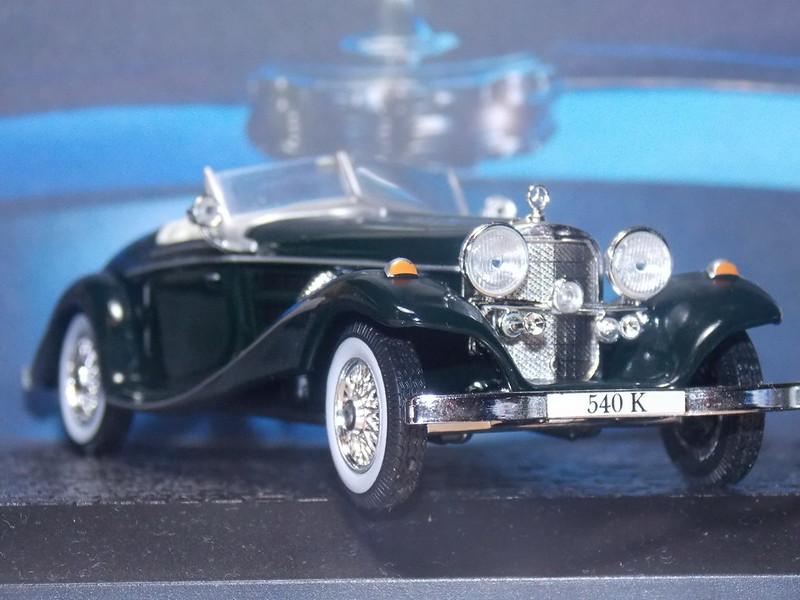 Mercedes Benz 540K SR - 1936