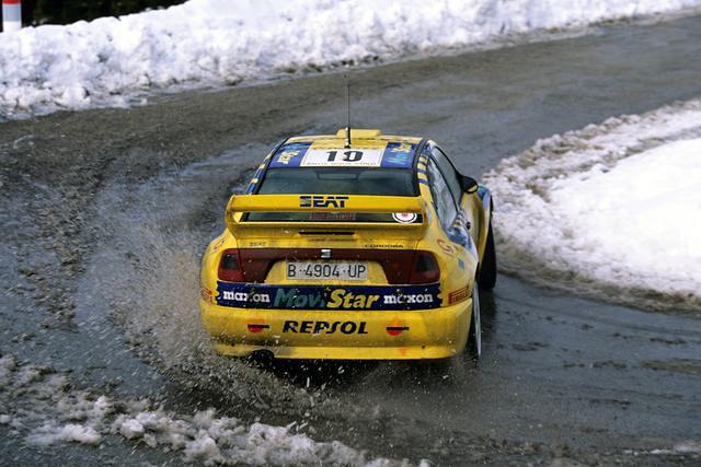 Seat Cordoba WRC – Montecarlo 1999