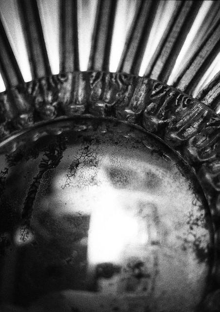 El viejo Sol de espejo - Olympus Pen F