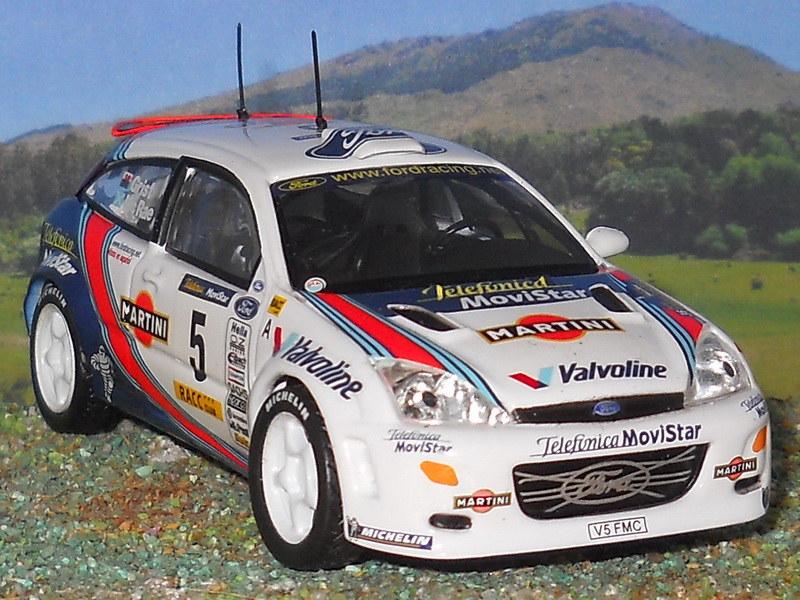 Ford Focus WRC – Catalunya 2000
