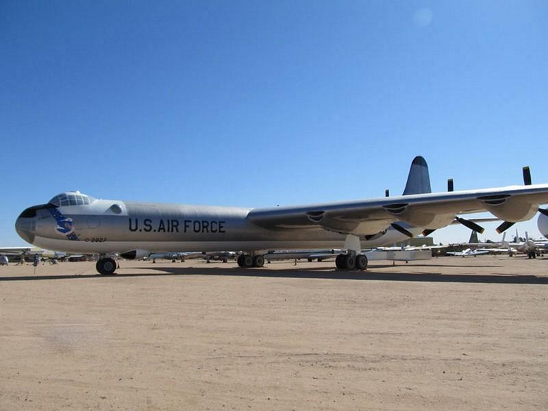 康维耶 B-36J 和平缔造者 4