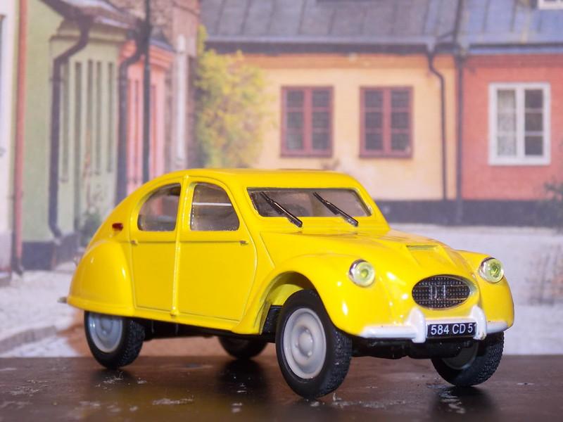 Citroën 2CV Dagonet - 1956