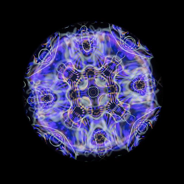 Cymatic image