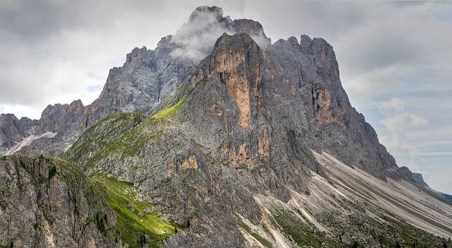 Geislergruppe / Gruppo delle Odle (3025m)