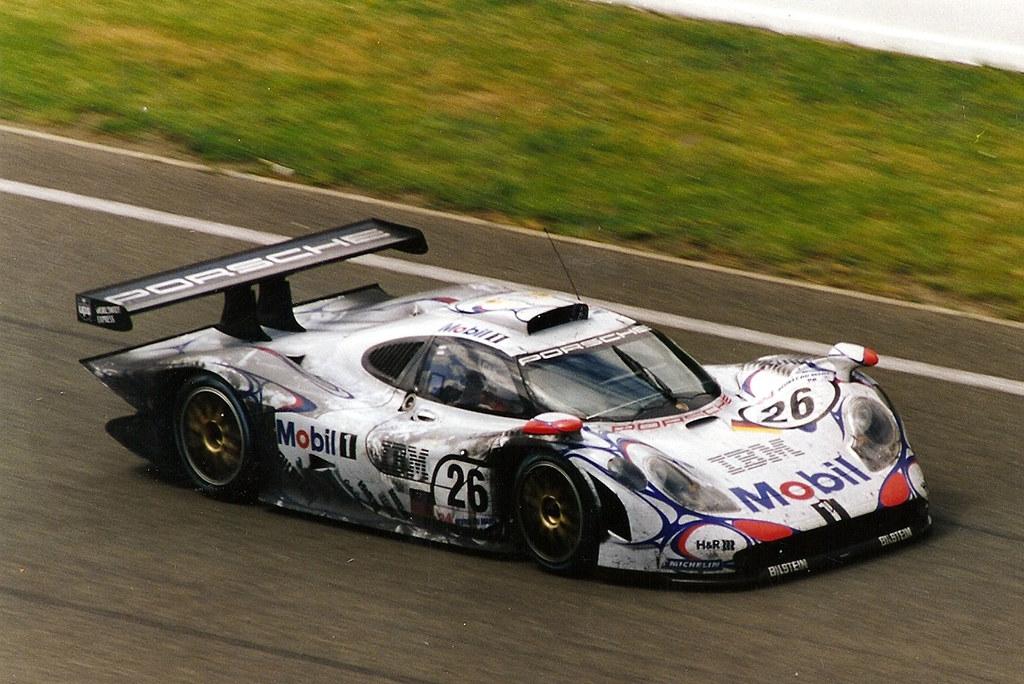 Porsche 911 GT1 – Le Mans 1998