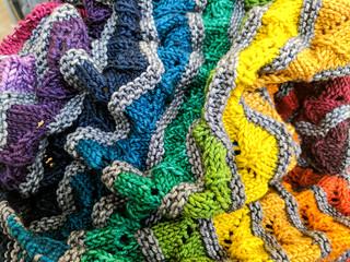 Bounce Blanket | by Terriko