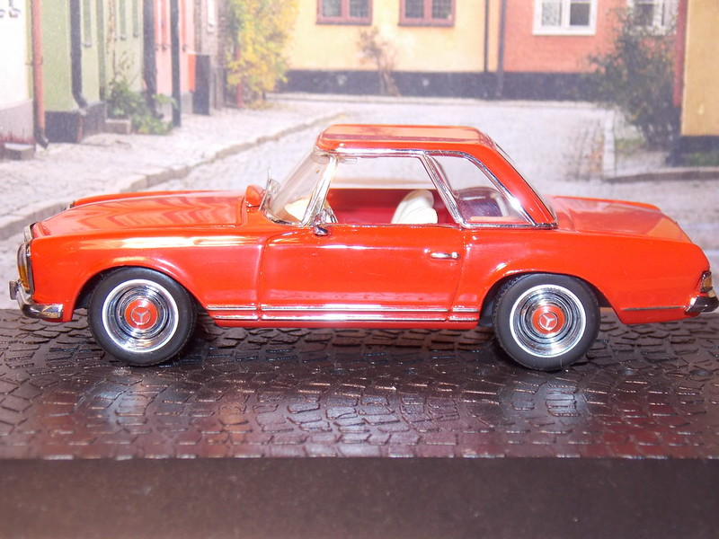 Mercedes Benz 230 SL – 1964