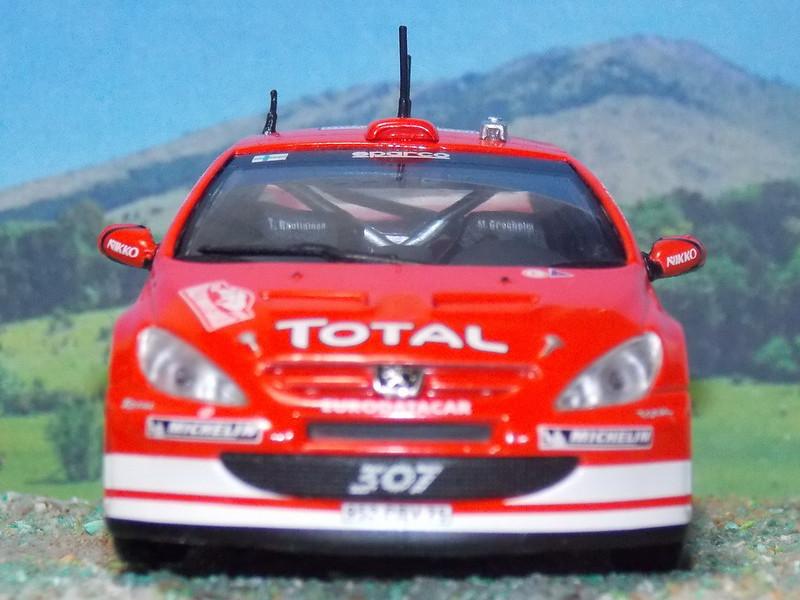 Peugeot 307 WRC – Montecarlo 2004