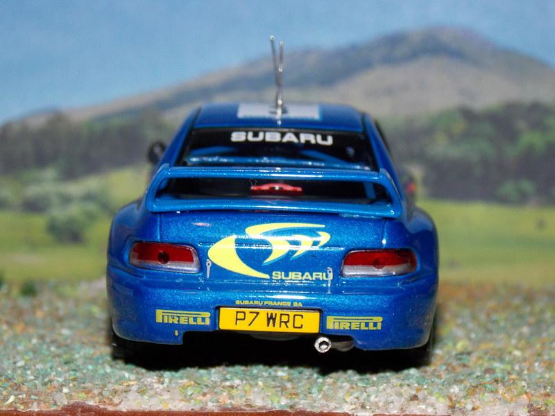 Subaru Impreza WRC – Montecarlo 1998