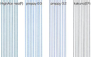 1060x660 PLATINUM preppy PILOT kakuno | by kamujp