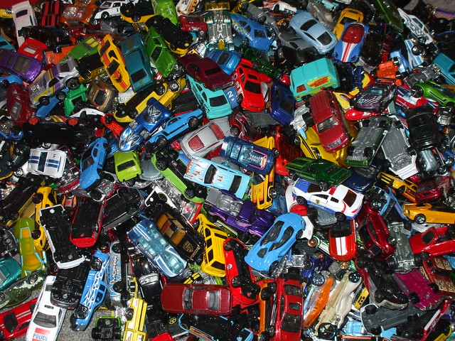 Can you Have Too Many Hot Wheels ? .What's Your Favorite Here ?