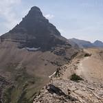 Flinsch Peak with Oldman Lake overlook