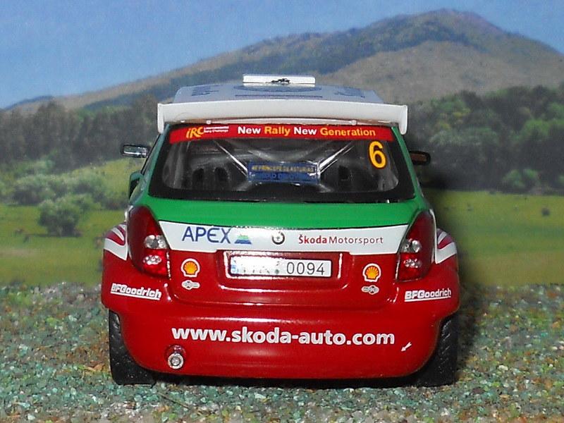 Skoda Fabia S2000 – Príncipe de Asturias 2009