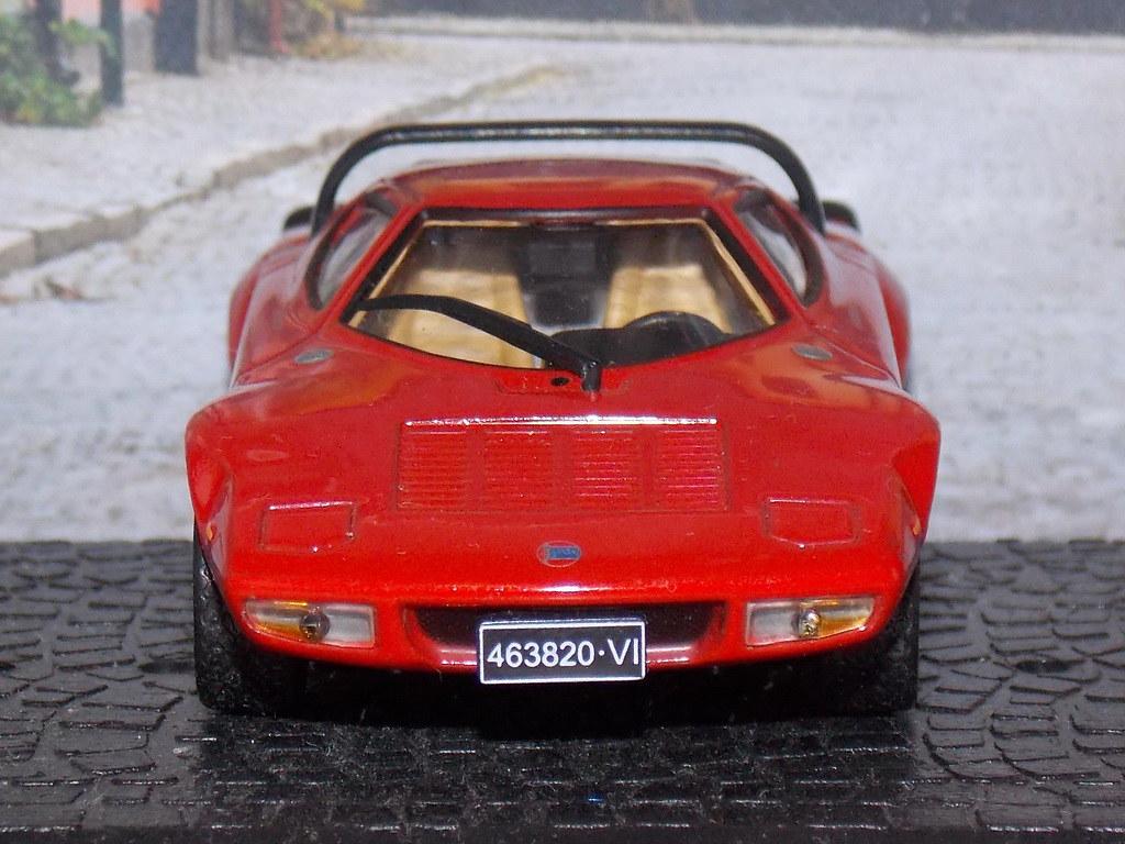 Lancia Stratos HF – 1974