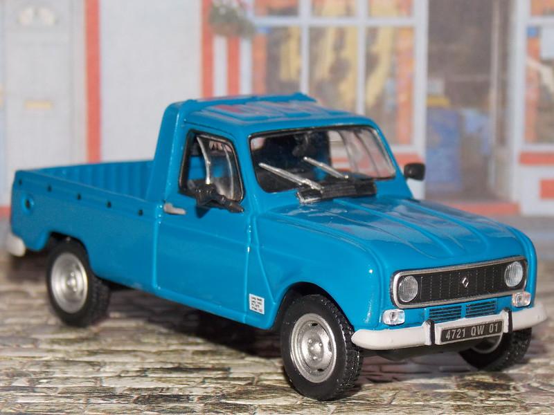 Renault 4 Pick Up – 1979