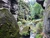 Řeka Kamenice, Divoká soutěska, foto: Petr Nejedlý