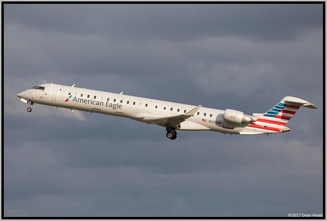 American Eagle (PSA Airlines)   2015 Bombardier CRJ-900LR   cn 15351   N564NN