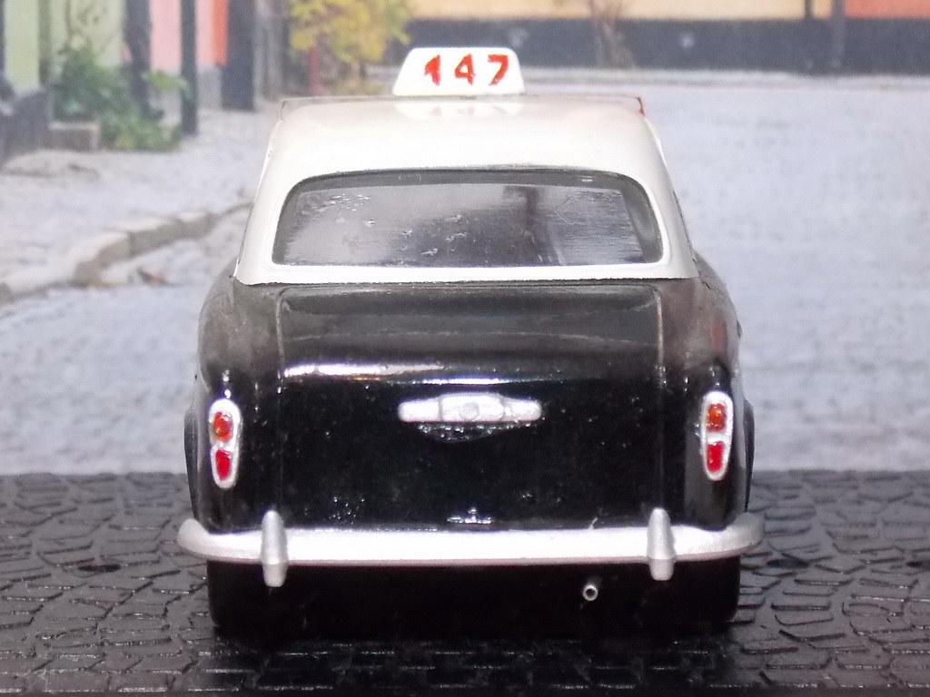 Peugeot 403 – 1960 – Taxi Santa Fe
