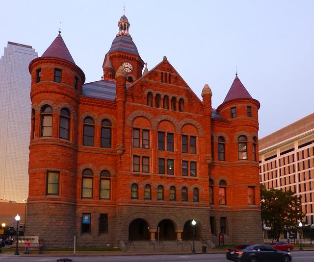 Dallas, TX Dallas County Courthouse