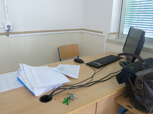 Mi cartera, los ultimos exámenes y trabajos, mis llaves, el ordenador
