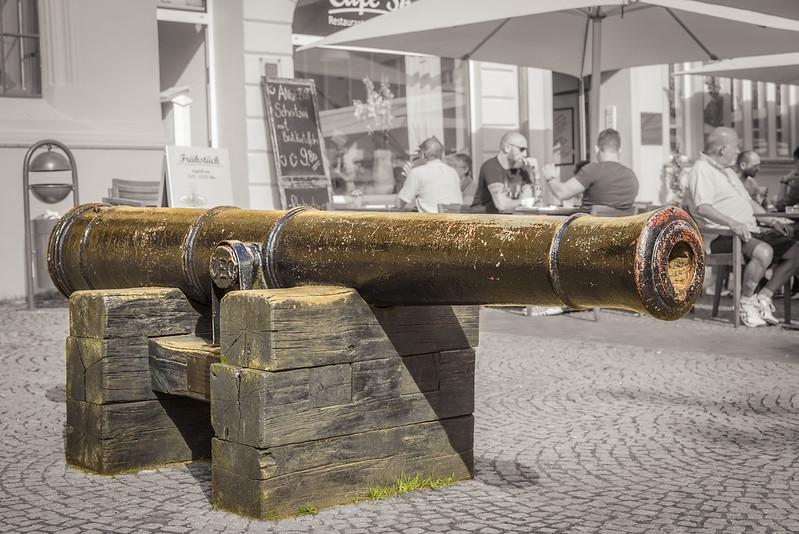 Wismar - The Canon