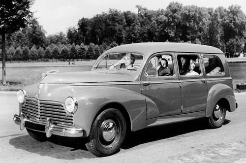 Peugeot 203 Familiale – 1955