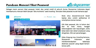 Skyscanner Indonesia | by lajwania