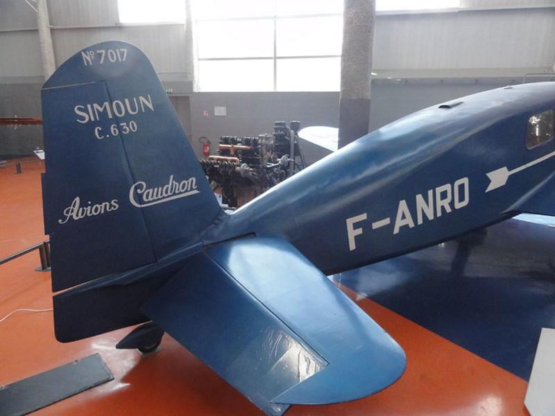 Caudron C. 630 Simoun 2