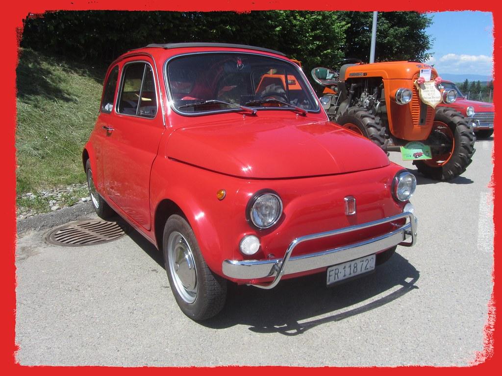Fiat 500, 1968
