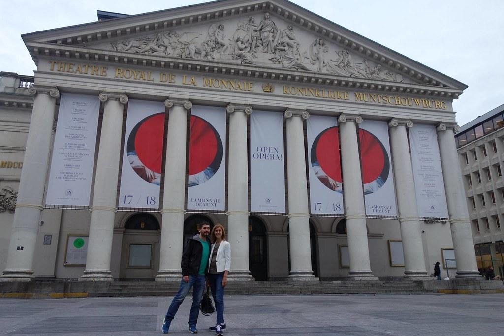 Teatro de la Monnaie