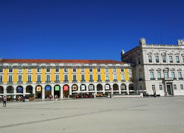 Praça de Commercio Lisbon