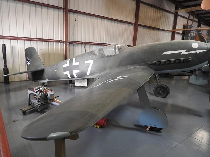Heinkel He 100 D-1 9