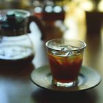 Iced Cinnamon Coffee