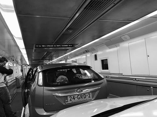 Channel Tunnel /  Le tunnel sous la Manche | by ksxio