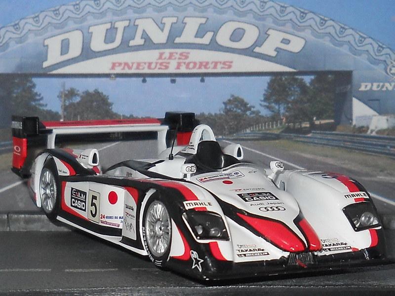 Audi R8 – 24 Hs Le Mans 2004