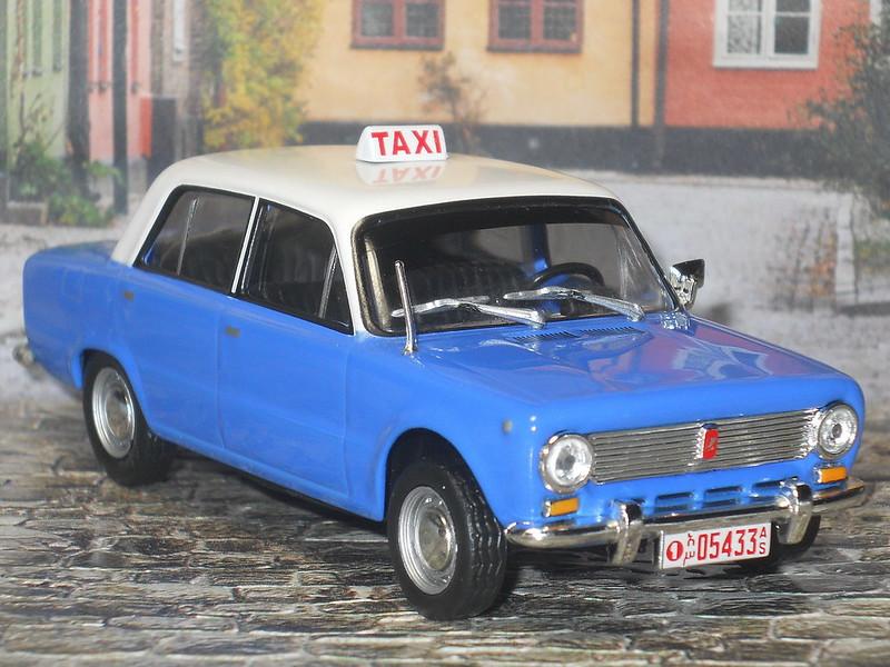 Lada 1200 - Etiopía - 1972