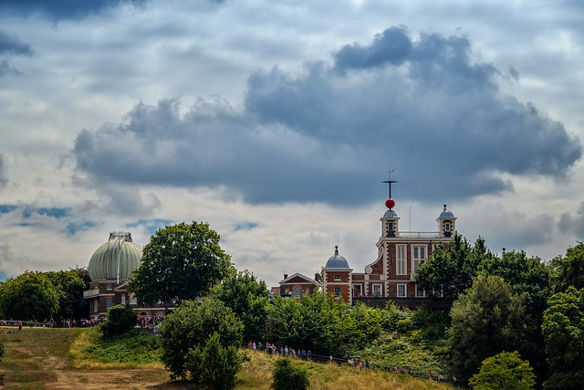 Royal Observatory im Greenwich Park