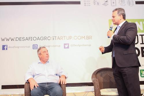 Lançamento do Desafio Agro Startup