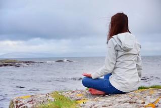 Blend With The Natural Sahaja Yoga Meditation Agear Flickr