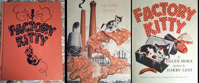 factory kitty, from 1949......2017-08-29