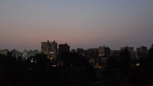 maadi cairo egypt africa travel travelling city cities sky skyline sun sunset cairosunsetinmaadi sunlight night nights cairobynight lights light